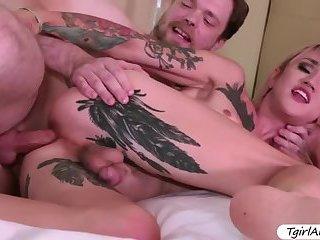 Lena Kelly fucked by guy