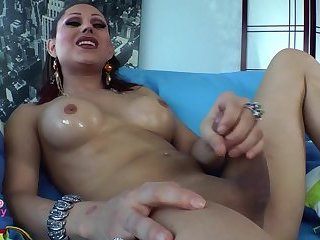 Crazy hot Shemale Teen