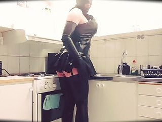 Sissypigx - Latex PVC Leather