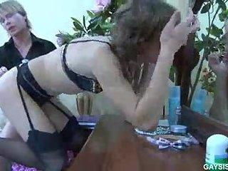 Fucking the sissy
