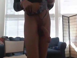 Katie Has A Huge Cock