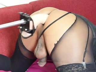asian sissy tgirl creams while being pounded by monster cock - hope u like x