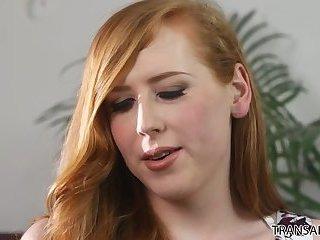 I love guys with big dicks - Shiri Trap