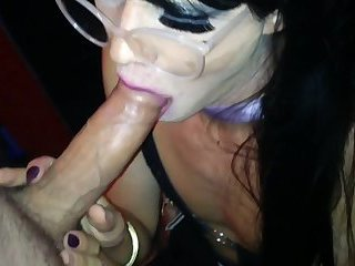 great blowjob, she doesn't even waste a single drop