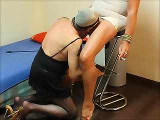 crossdresser dominant