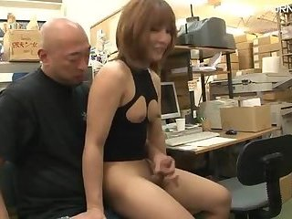 Ts sex in public video