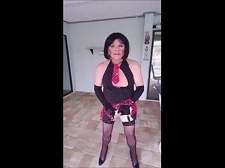 sissy roberta in piss punishment mistake