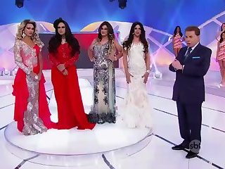 Drags in brazilian TV show