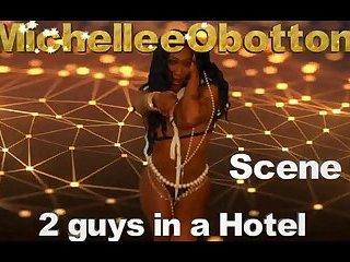 MichelleObottom n da Hotel