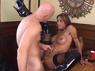 Celeste - She Male Fuck Hotel 2