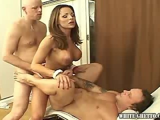 Maria Pia Fucked and Fucks Guy