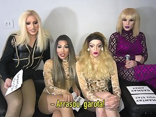USA's Drags and Brazil's Drags