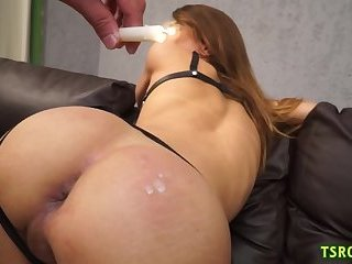 TS Sex Slave Jackeline Dark