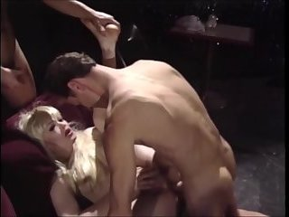 Kelly Michaels Hot Threesome