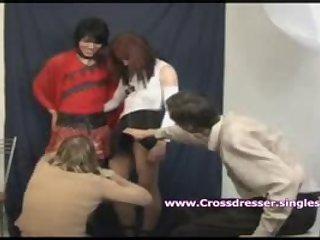 cross porn Mobile dressing