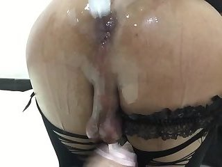 Alicha Saudi Arabian Tgirl video
