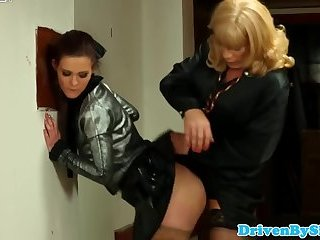 Kelly Sun Piss drenched By Male Crossdresser