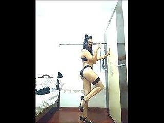 Sexy Bikini Shemale