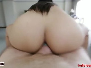 Asian Ladyboy Fucks In Anal And Swallows Cum After Fucking