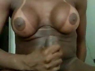 Big dick black shemale Carol Dias