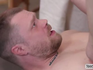 Booty Tranny Mandy Mitchell best anal fuck scene with Mike