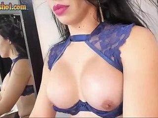 Big tits latina Tranny fists big ass dildo webcam