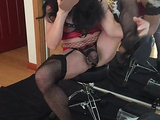 poppered up cock whore Christean