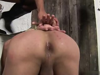 Nicolly fucks her slave Alex Victor - sr