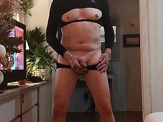 Carla at home