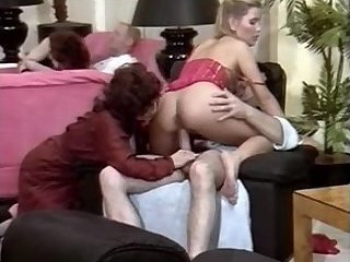 ShemaleTatjana Maradino in getero-orgy (full video)