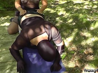 Public sex escapades with our naughty t-girls