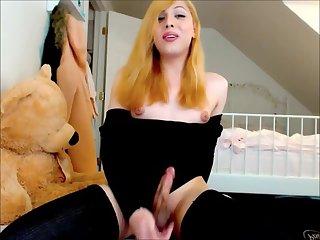 naughty ginger girl