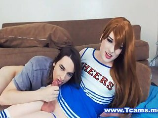 Final, redheads shemale cheerleader think, that