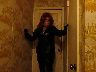 Rhonda Sheer In Latex & Horny