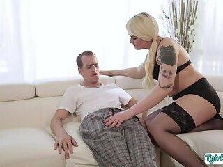 Lucky dude Chad Diamond penetrates TS Nurse Isabella Sorrentis juicy ass