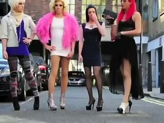 Drag queens sissies