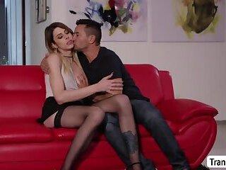 TBabe Casey Kisses enjoys anal sex with Stepbro plus cumshot
