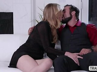 TBabe Mandy Mitchell Hot Horny Anal sex with cumshot