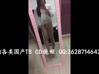 张思妮镜子前自慰射The sexy queen masturbation ejaculation in front of a mirror