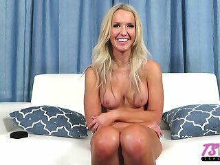 BTS interview with Kayleigh Coxx