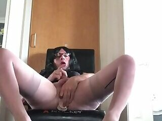 Sissy Anal Training Solo