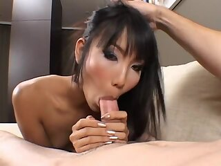 Ladyboy Hot Tina with Alan Marcelo..
