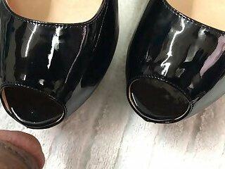 Fucking my heels