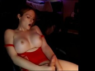 Shemale beauty cumming compilation