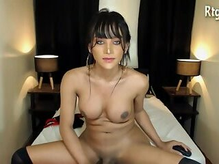 Big tits most sexy shemale girl webcam