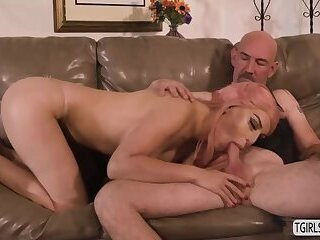 Ts superstar Chanel Santini hot anal sex in various angles