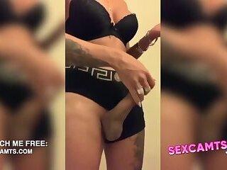 Huge Dick tgirl Cam shows
