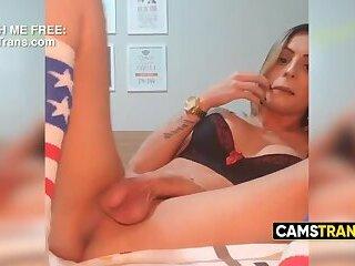 Big Dick TS Luisa Cam
