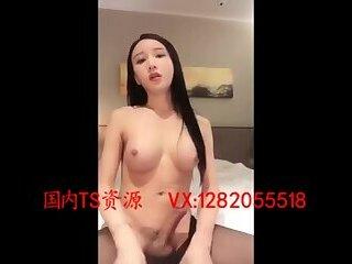 丝袜自慰射Sexy beautiful big breasts transvestite 陈雯雯 masturbation ejaculation