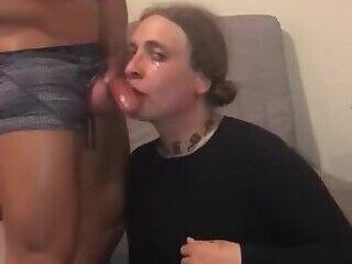 biała cipka czarny cock.com